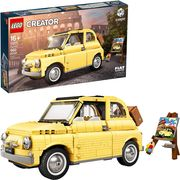 Up to 20% off Selected LEGO at John Lewis e.g LEGO Creator 10271 Fiat 500 £63.74