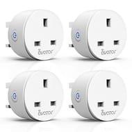 WIFI Smart Plugs Pack of 4 *£5.38 a Plug on Amazon*