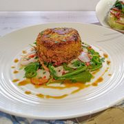 Limited Edition Hot Crab Cakes & Free Delivery (Minimum Order £35)