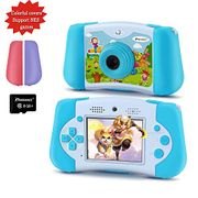 Deal Stack 60% off - Kids Camera Portable Handheld Console Game for Toddler 4-12