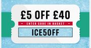 £5 off at Iceland When You Spend £40