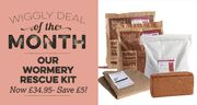 £5 off Our Wormery Rescue Kit!