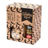 Meat & Heat Gift Set