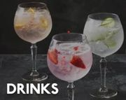 GIN Buy One Get One FREE 5pm to 8pm Mon-Fri with Beefeater Loyalty Card