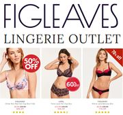 CHEAP! Figleaves - LINGERIE OUTLET - up to 70% OFF Lingerie
