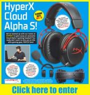 Win a HyperX Cloud Alpha S Gaming Headset!