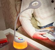 Save 10% on the Rainbow LED Touch Lamp