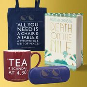 Win a Deluxe Death on the Nile/39 Poirot novels/Agatha Christie gift Set