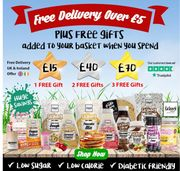 Free Gift with Orders