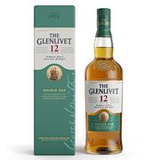 The Glenlivet 12 Year Old Single Malt Scotch Whisky 70cl (Double Oak)