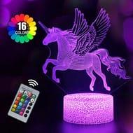 Unicorn Colour Changing Light
