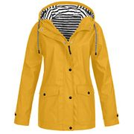 Womens Waterproof Raincoat