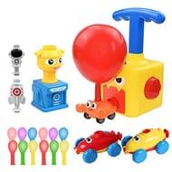 Children Inertia Balloon Car Toy