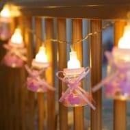CHEAP! Battery Baby Girl Bedroom Fairy Lights