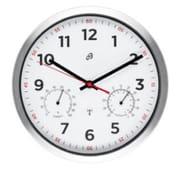 Auriol Radio-Controlled Wall Clock