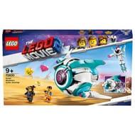 LEGO 70830 the Lego Movie 2 Sweet Mayhem's Systar Starship