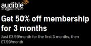 Special Offer Get 50% off Membership for 3 Months