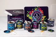 Win a Spice Pots Gift Set - Includes 5 Spices, Cookbook and a Cooks Candle