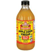FAMOUS!! Bragg Organic Apple Cider Vinegar - with the Mother
