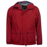 Barbour Red Jacket