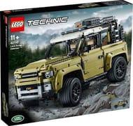 LEGO Technic Land Rover Defender - Model 42110