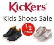 KICKERS - Kids Kickers Shoe Sale - 50% OFF