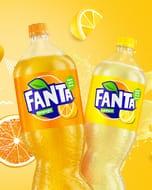 2lt Bottles Fanta Varieties as Stocked