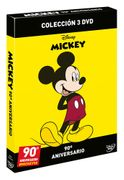 Mickey Mouse - 90th Anniversary (3 Disc) (DVD)