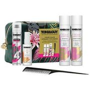 Toni & Guy Hair Volume Styling Gift Set, with Comb & Bag for Women, Girls & Teen