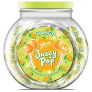 Gliese Juicy Pop Mango Lollies 40 Pack