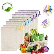 Reusable Produce Bags Only £6.495 with Code