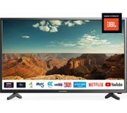 """*SAVE over £50* BLAUPUNKT 32"""" Smart HD Ready LED TV with Freeview HD"""