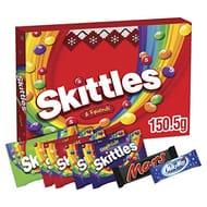 Skittles Christmas Selection Box, 150.5g