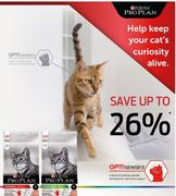 Save Up To 26% On Pro Plan Cat Food
