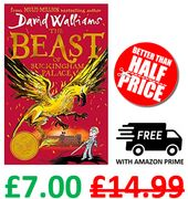 David Walliams - The Beast of Buckingham Palace - Hardcover (Age 7-12)
