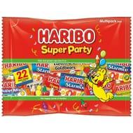 Haribo Super Party Mini Bags 352g