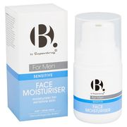 B.Men Sensitive Face Moisturiser 50ml BOGOF