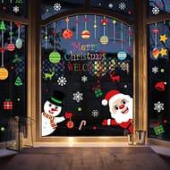 Christmas Door Stickers