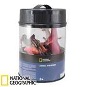 National Geographic Animal Figurines (14-Piece Set)