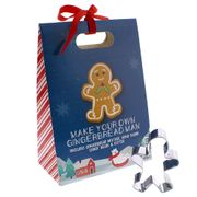 Make Your Own Gingerbread Man Kit!
