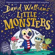 Little Monsters by David Walliams - Hardcover 15 Oct. 2020 (Age 3-7 Years)