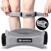 CAMBIVO 2 X Patella Knee Support Strap