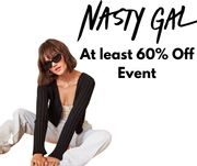 500+ Clothes with at Least 60% Off