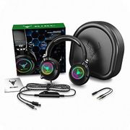 Kikc ET600 PS4 Headset for PS5, PSP, PC, Video Game, Laptop, Mac, Xbox