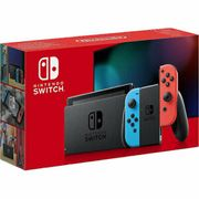 Nintendo Switch 32GB Console Neon Red/Blue - £265.05 Delivered