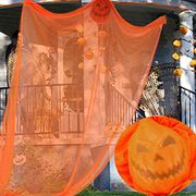 Halloween Hanging Ghost Scary Witch Curtain 3m/10ft