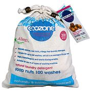 Natural Laundry Detergent Soap Nuts 100 Washes 300g