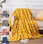 50% off Teddy Bear Twinkle Star Sofa Bed Blankets / Throws