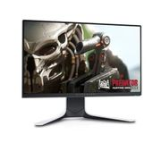 """*SAVE £30* ALIENWARE Full HD 24.5"""" LED Gaming Monitor - White"""