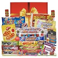 Bumper Retro Sweets Gift Box
